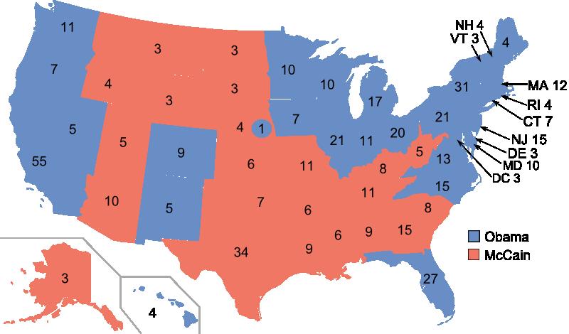 amerika präsidentenwahl